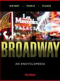 Broadway, Ken Bloom, 0415937043