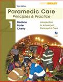 Paramedic Care : Principles and Practice - Introduction to Advanced Prehospital Care, Porter, Robert S. and Cherry, Richard A., 0135137047