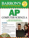 Barron's AP Computer Science A with CD-ROM, Roselyn Teukolsky M.S., 0764197045