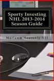 Sporty Investing NHL 2013-2014 Season Guide, Marlawn Heavenly, 1492747041
