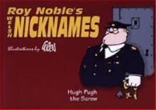 Roy Noble's Welsh Nicknames 9781900477048
