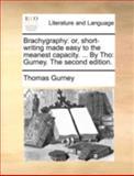 Brachygraphy, Thomas Gurney, 114073704X