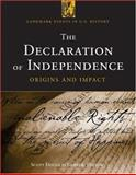 The Declaration of Independence : Origins and Impact, Gerber, Scott, 1568027052