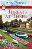 Threats at Three, Ann Purser, 0425237052