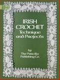 Irish Crochet, Priscilla Publishing Co. Staff, 0486247058