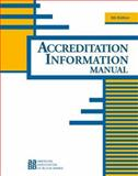 Accreditation Information Manual, , 3805577052