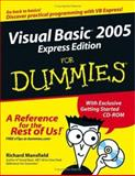 Visual Basic 2005 for Dummies, Richard Mansfield, 0764597051