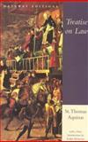 Treatise on Law, St. Thomas Aquinas, 0895267055