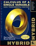 Calculus of a Single Variable, Hybrid : Early Transcendental Functions (with Enhanced WebAssign Homework and EBook LOE Printed Access Card for Multi Term Math and Science), Larson, Ron and Edwards, Bruce H., 1285777050
