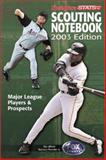 Major League Scouting Notebook 2003, STATS, Inc. Staff, 0892047054