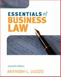 Essentials of Business Law, Liuzzo, Anthony and Bonnice, Joseph, 0073377058