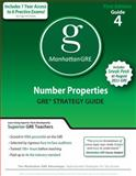 Number Properties GRE Preparation Guide, 1st Edition, Manhattan GRE Staff, 1935707051