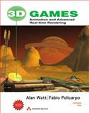 3D Games Vol. 2 : Animation and Advanced Real-Time Rendering, Watt, Alan and Policarpo, Fabio, 0201787067