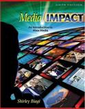 Media and Impact : An Introduction to Mass Media, Biagi, Shirley, 0534597068