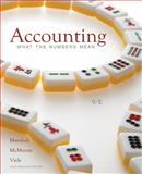 Accounting : What the Numbers Mean, Marshall, David and Viele, Daniel, 0073527068