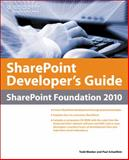 SharePoint Foundation 2010, Bleeker, Todd and Schaeflein, Paul, 1584507063