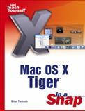 Mac OS X Tiger in a Snap, Brian Tiemann, 0672327066