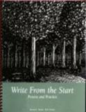 Write from the Start, Peters, Mary Ann, 0759307067