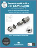 Engineering Graphics with SolidWorks 2012, Planchard, David and Planchard, Marie, 1585037060