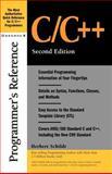 C++ Programmer's Reference, Schildt, Herbert, 0072127066