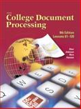 Gregg College Keyboarding and Document Processing (GDP), Home Version, Word 2002, Ober, Scot, 0078307066