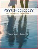 Psychology : A Discovery Experience, Franzoi, Stephen L., 0538447060