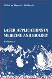 Laser Applications in Medicine and Biology : Volume 5, , 1489917063