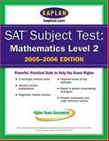 SAT Subject Test, Kaplan Publishing Staff, 0743267060