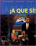 A Que Si!, Garcia-Serrano, M. Victoria and Grant-Cash, Annette, 0838477062