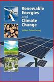 Renewable Energy and Climate Change, Quaschning, Volker, 0470747072