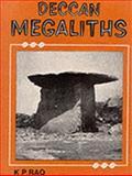 Deccan Megaliths, Rao, K. P., 8185067074