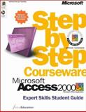Microsoft Access 2000 Step by Step Courseware Expert Skills Student Guide, ActiveEducation, 0735607079