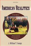 American Realities, Youngs, J. William T., 0321157079
