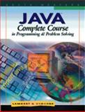 Java : Complete Course in Programming and Problem Solving, Lambert, Kenneth and Osborne, Martin, 053868707X