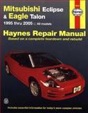 Mitsubishi Eclipse and Eagle Talon 1995 Thru 2005, John H. Haynes, 1563927071