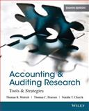 Accounting and Auditing Research 8th Edition