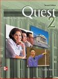Quest Listening and Speaking, 2nd Edition - Level 2 (Intermediate to High Intermediate) - Audiocassettes (6), Blass, Laurie, 0073267074