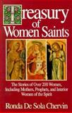 Treasury of Women Saints, Chervin, Rhonda D., 0892837071