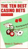The Ten Best Casino Books, Henry J. Tamburin, 0912177071