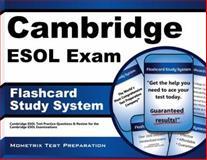 Cambridge ESOL Exam Flashcard Study System : Cambridge ESOL Test Practice Questions and Review for the Cambridge ESOL Examinations, Cambridge ESOL Exam Secrets Test Prep Team, 1627337075