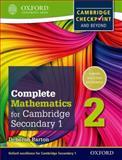 Oxford International Maths for Cambridge Secondary 1, Deborah Barton, 0199137072