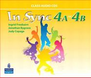 In Sync 4 Class AudioCDs a and B, Freebairn, Ingrid and Bygrave, Jonathan, 0132627078