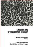 Sintering and Heterogeneous Catalysis, , 1461297079