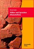 Volker und Sprachen Altanatoliens, Popko, Maciej, 3447057084