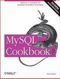 MySQL Cookbook, DuBois, Paul, 059652708X