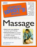 Complete Idiot's Guide to Massage, Joan Budilovsky, 0028627083