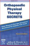 Orthopaedic Physical Therapy Secrets, Placzek, Jeffrey D. and Boyce, David A., 1560537086