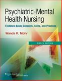 Psychiatric Mental Health Nursing Cb, Mohr, 1609137086