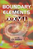 Boundary Elements XXVI, C. A. Brebbia, 1853127086