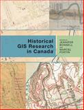 Historical GIS Research in Canada, , 1552387089